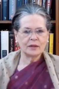 'High on power and ego': Sonia slams Bihar govt