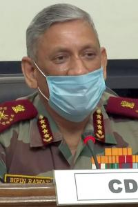 CDS Rawat appears before parliamentary panel on defence