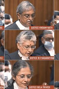 9 new SC judges take oath, strength rises to 33