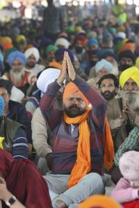 UP BJP MLA faces boycott for 'disrespecting' farmers