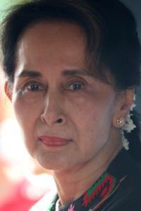 'Aung San Suu Kyi is like Indira Gandhi'