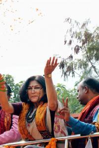 'Amit Shah<em>ji</em>, Nadda<em>ji</em>, all of us do the same work'