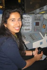 The Indian-American leading NASA's Perseverance rover landing on Marsa