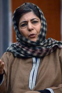 Start dialogue with Pak to stop bloodshed: Mehbooba
