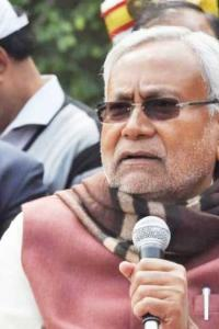 Nitish again disagrees with BJP, this time over population control law