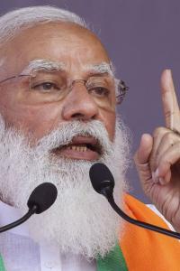 Modi regrets not learning 'world's oldest language' Tamil