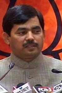Bihar cabinet expansion: BJP's Shahnawaz Hussain sworn in