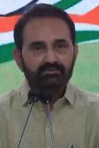 Gohil requests Cong to relieve him of Bihar charge