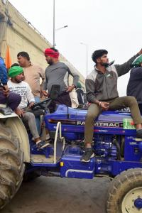 Don't be on wrong side of history: Farmers to panel members