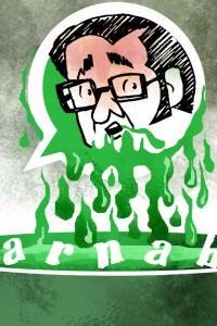 Dom's Take: Arnab, in soup yet again!