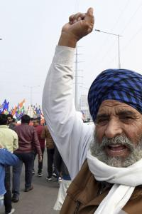 Have constitutional right to take out tractor rally: Farmers