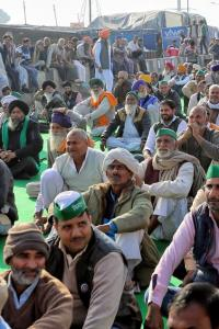 Farmers reject govt proposal to put farm laws on hold for 1.5 yrs