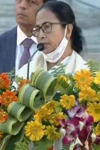 Mamata declines to speak at Netaji event over 'Jai Shri Ram' slogans