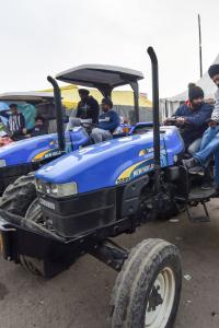 Farmer leaders issue directions to ensure peaceful tractor rally