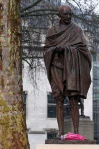 Mahatma Gandhi statue vandalised in US; India demands action