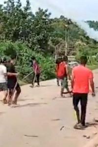 'Nobody expected Mizoram police to attack'