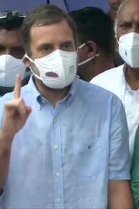 PM 'hit soul of democracy' by using Pegasus: Rahul