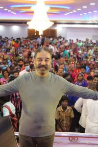 'Kamal Hassan is for real!'