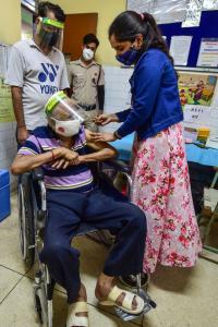 Delhi sounds alarm of depleting vaccine stock