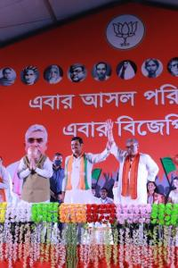 'A lot of garbage came in from Trinamool'