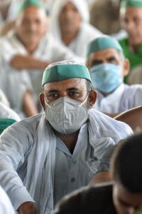 Steadfast farmers work on immunity, seek Covid vaccination
