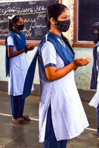 PIX: School days are here again in Maharashtra