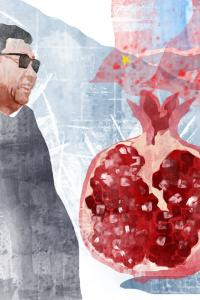 Xi Jinping and Pomegranate Seeds