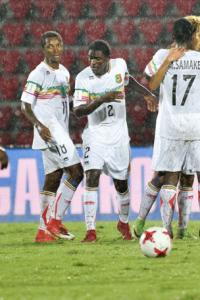 FIFA Under-17 WC: Mali advance to semis after 2-1 win over Ghana