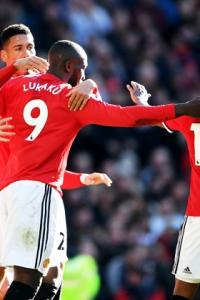 EPL PIX: Lukaku buries old club Chelsea as Manchester United rally to win