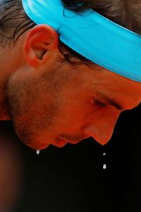 French Open final: Nadal leads Thiem by two sets