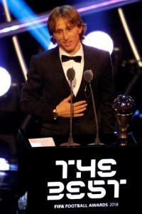 Luka Modric: From war-ravaged Zadar to Player of Year