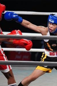 Big Bout: Mary Kom outclasses Olympic medallist Ingrit