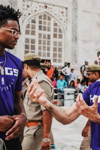 The Mumbaikar who connects the NBA with India