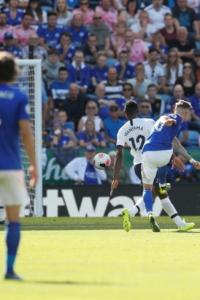 EPL: Maddison fires Leicester to win over Spurs amid VAR drama