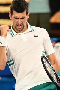 Djokovic into Aus Open final; Osaka downs Serena
