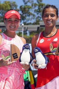 Ankita wins Phillip Island doubles for maiden WTA title