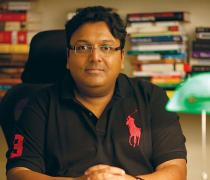 Ashwin Sanghi: The birth of India's Dan Brown