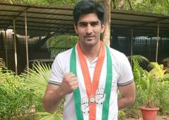 Exclusive! Vijender: Why I joined the Congress