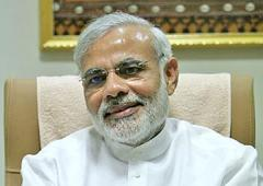 Sai's Take: When can Rediff interview you, Mr PM?