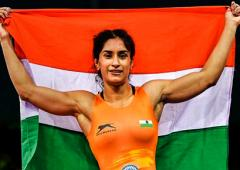 Tears to Triumph: How Vinesh Phogat inspires India