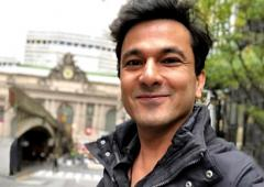 The one thing Chef Vikas Khanna can't live without