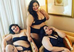 How this plus-size blogger learnt to love her body