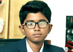 This 13 year old is UAE's youngest CEO