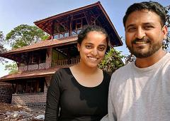This couple is building mud homes that save 50% water