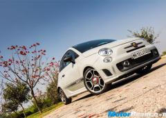 Check out the amazing Rs 36-lakh Fiat Abarth 595