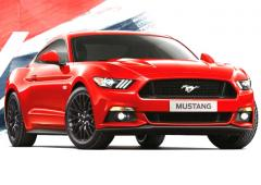 Ford Mustang debuts in India at Rs 65 lakh