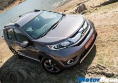 Honda BR-V: A compact SUV that promises a great drive