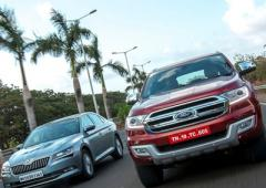 It's your choice: Skoda Superb or Ford Endeavour