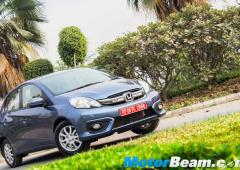 New Honda Amaze is sure to impress you!