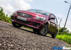 Maruti Ciaz SHVS is among the longest and widest cars in its segment
